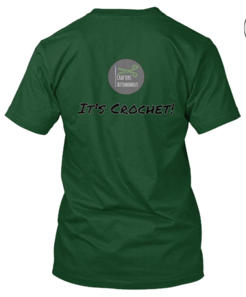 Time For T Shirts Crochet And Knit Themes Crafters