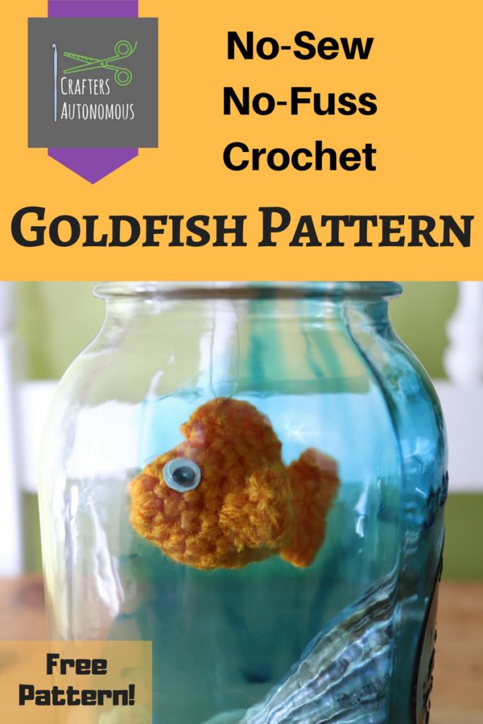 Betta Fish in a Jar  Free Crochet Pattern   Hooked by Kati   1024x683